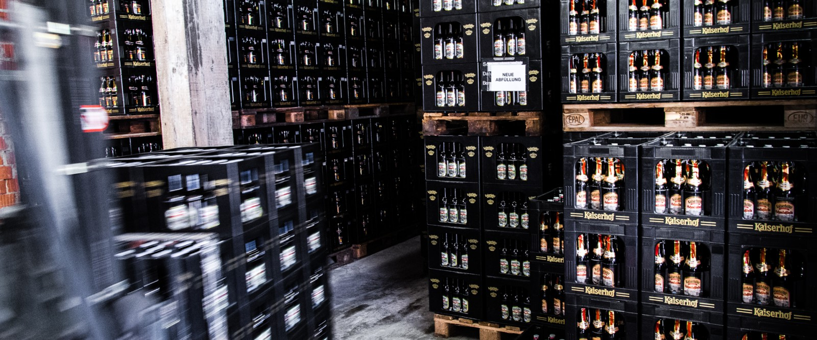 Verkaufsstellen - Kaiserhof Brauerei
